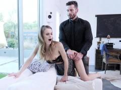 Babysitter Jillian Janson Fucked By Huge Cock