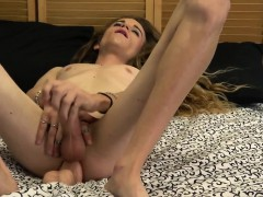 amateur-tgirl-toying-her-ass-with-dildo