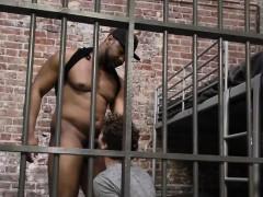 Black Prisoner Jizzes