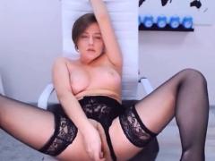 big-ass-teacher-in-black-lingerie-enjoys-pussy-play