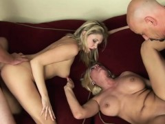 Blonde Chicks Are Sucking And Fucking