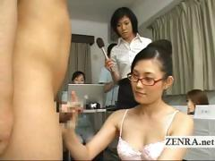 bizarre-milf-japan-doctor-strips-for-medicinal-blowjob