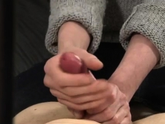 Porno Gay Teens Sex On Dad How Much Wanking Can He Take?