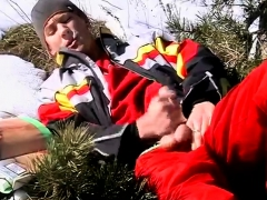 Movie Art Boy Gay Sex Xxx Roma Smokes In The Snow