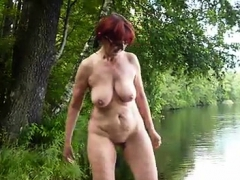 jap-big-boobs-massaged-outdoor