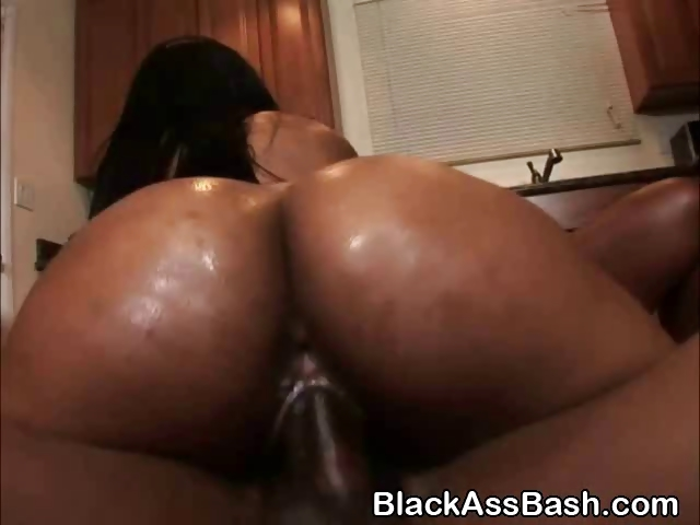 Simply excellent ass by dick ebony fucked monster