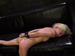Extreme Double Anal Fisting Helpless Teenager Piper Perri