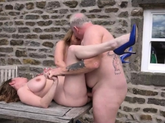 2-busty-mature-milfs-fucked-outdoors