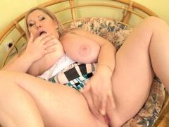 euro-bbw-milf-dita-nibbles-on-her-huge-tits