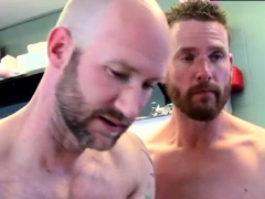 Gay Boys Tossing Off Saunas First Time Saline Injection