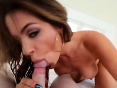 Hot Milf Goes Wild In A Pov Action