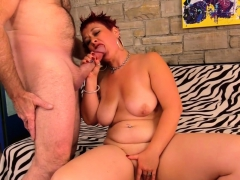 mature-redhead-plays-with-herself-before-fucking