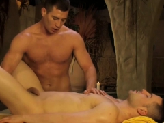 Anal Massage For His Ass