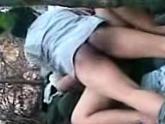 Skodeng Couple Buat Seks Dlm Hutan