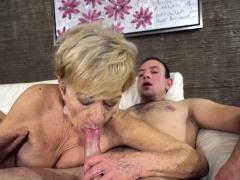 heeled-grandma-sucks-dick