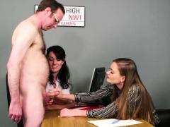 voyeur-babes-stroking-guys-cock