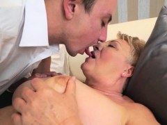 grandmothers-mouth-cummed