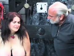Amateur Honey Pussy Shagged In Slavery Scenes