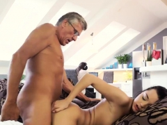 Lucky Old Man And Anal Teens What Would You Prefer –