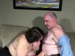 Daddy Is Breaking In A Chubby Cub