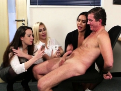 cfnm-office-babes-tugging-guys-cock