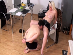 femdom-ladies-use-slaves-to-lick-their-pussy