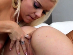 Fucking my pervy lesbian boss in her juicy ass