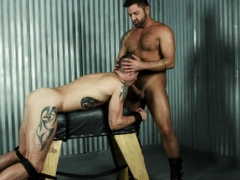 hairy-gay-spanking-and-cumshot
