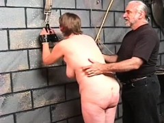 Undressed Woman Spanking Episode With Thraldom