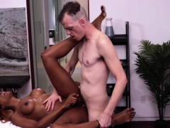 Trans Gets Massage And Fucked By Client