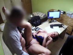 Chick can finish College thanks to Her Pussy in…