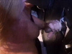 Wife Makes Cocks Cum At Glory Hole