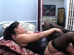 Superb Scenes Of Female Domination On A Large Knob