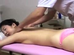 Japanese Milf Lies Nude For Sensual Erotic Oil Massage