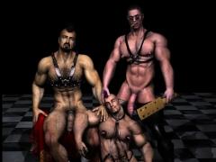 muscular boys 3d fantasies! PornBookPro
