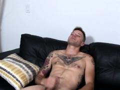 Mega cock handjob