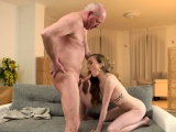 DADDY4K. Curious babe wanted to see cock of her...