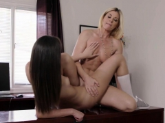 Emily Willis Tribbing With India Summers