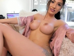 lily-toys-close-by-her-juicy-boobs-inside-the-kitchen