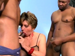 sexy grandma fucked by two black guys granny sex movies