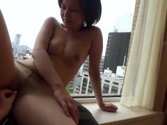 Asian Milf Cougar Likes The Cum Japanese