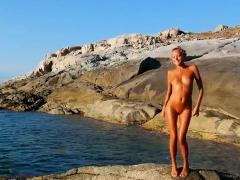 Russian Nudist Girl Vacation 2