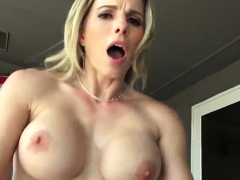 massive blonde step mom cory chase is a naughty stepmom who
