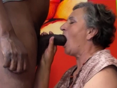 80-years-old-granny-first-interracial