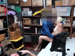 sexy blonde kitchen male suspect had a lot more to lose, PornBookPro