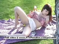 lina-stunning-brunette-sexy-girl-does-bannana-toying