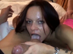 german-amateur-cute-brunette-in-rough-threesome-facial-mmf