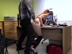 loan4k-red-haired-woman-with-impressive-forms