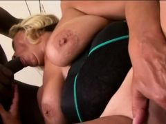 60 Year Old Gilf Receives A Hard Banging Porn Video