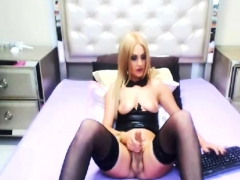Stripper Solo Shemale Live On Cam
